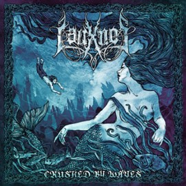 LAUXNOS - Crushed by waves CD