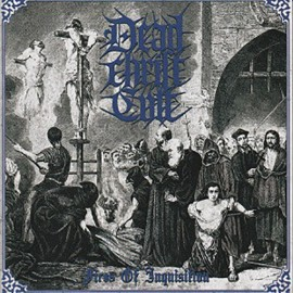 DEAD CHRIST CULT - Fires of...