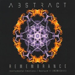 ABSTRACT - Remembrance DIGI-CD