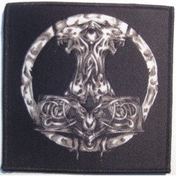 Vargrimm - Thors Hammer PATCH