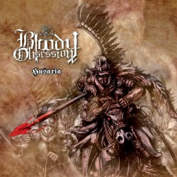 BLOODY OBSESSION - Husaria CD